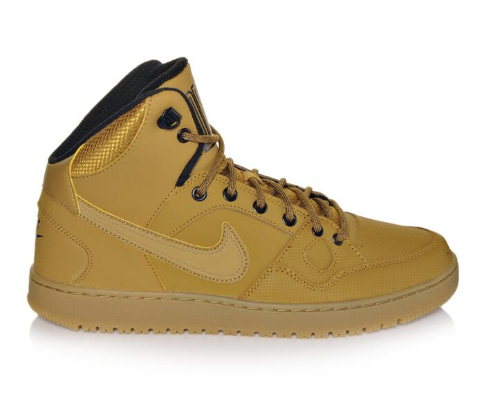 Boys' Nike Son of Force Mid Winter GS Sneakers