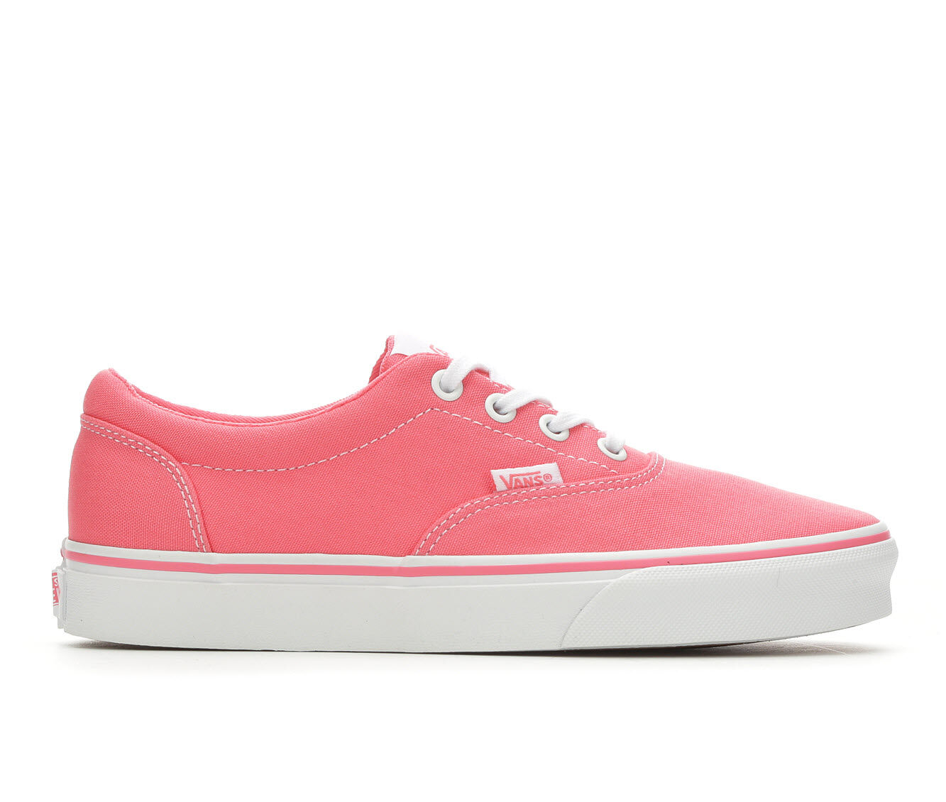 Sale Authentic Women's Vans Doheny Skate Shoes Strawberry Pink