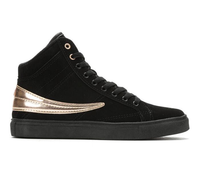 Women's Fila Smokescreen Metallic Basketball Shoes