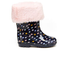 Girls' Carters Infant & Toddler & Little Kid Amary Rain Boots