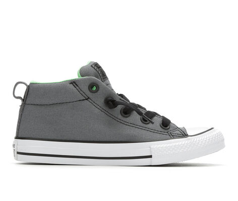 Boys' Converse Chuck Taylor All Star Street Mid High Top Sneakers