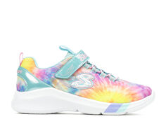 Girls' Skechers Little Kid Dreamy Lites Tie Dye Slip-On Sneakers