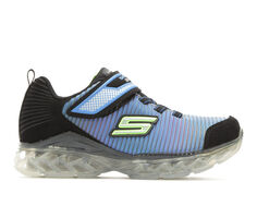 Boys' Skechers Flex Charge Ronix 10.5-3 Light-Up Sneakers