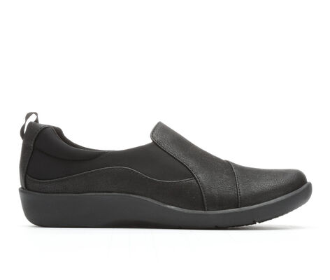 Women's Clarks Sillian Paz Cloudstepper Slip-Ons