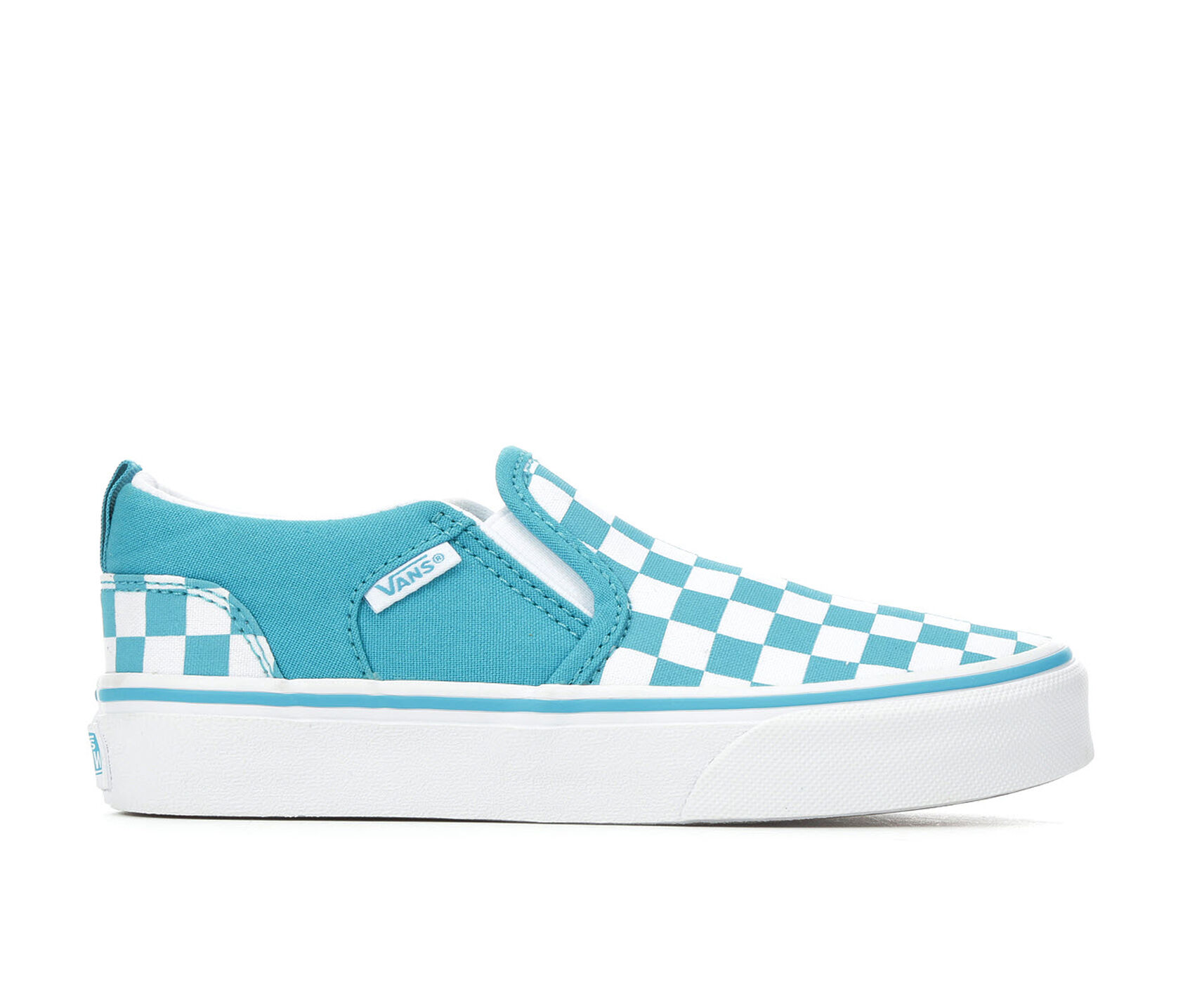 69c7fb7a8b Girls' Vans Little Kid & Big Kid Asher Slip-On Skate Shoes