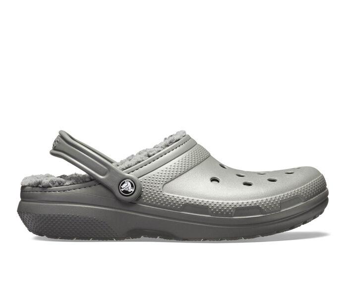 Adults' Crocs Classic Lined Clogs