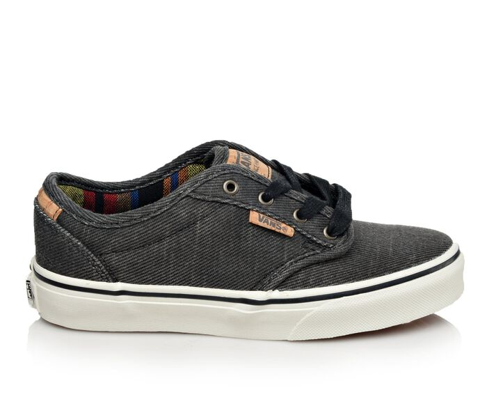 Boys' Vans Atwood Deluxe 10.5-7 Skate Shoes