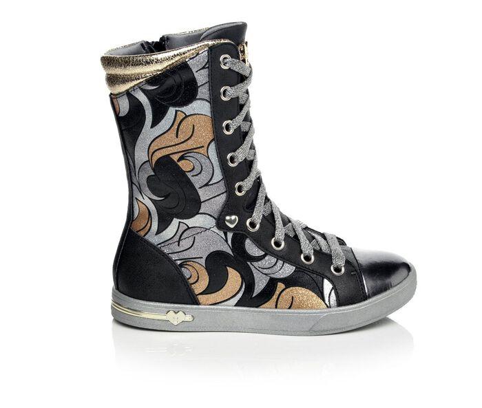 Girls' Skechers Glitzy Chic 11-5 High-Top Sneakers