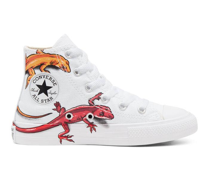 Boys' Converse Little Kid & Big Kid CTAS Lizard High Top Sneakers