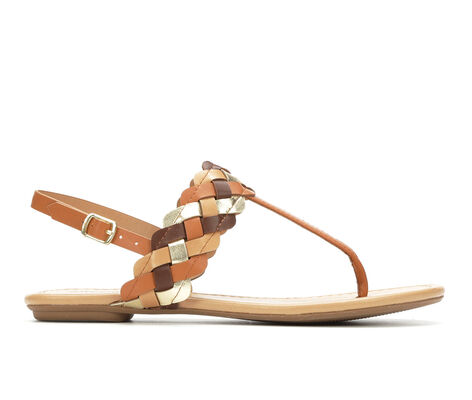 Women's City Classified Tile T-Strap Sandals