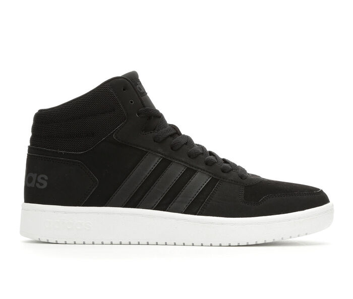 Men's Adidas Hoops 2.0 Mid Sneakers