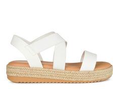 Women's Journee Collection Caroline Espadrille Sandals