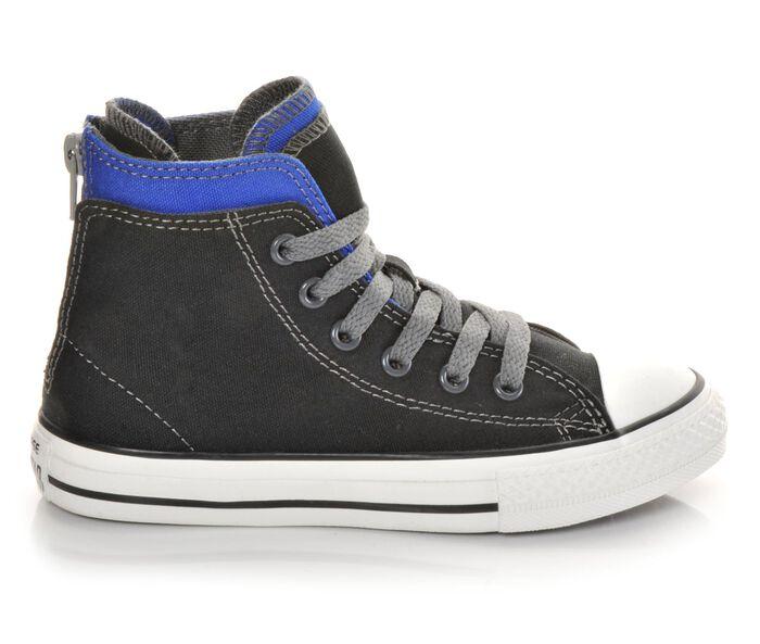 Boys' Converse Chuck Taylor All Star Zipback 10.5-6 Sneakers