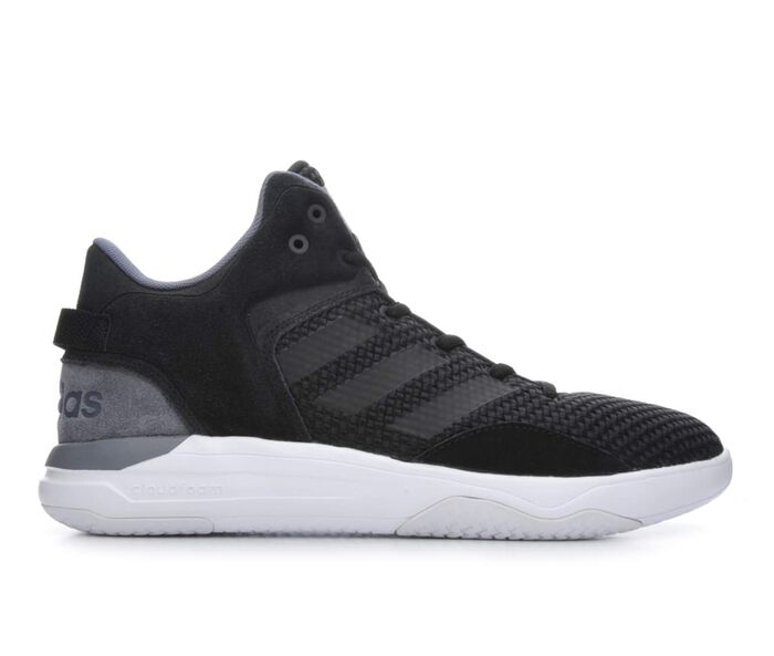 Men's Adidas Cloudfoam Revival Mid Basketball Shoes