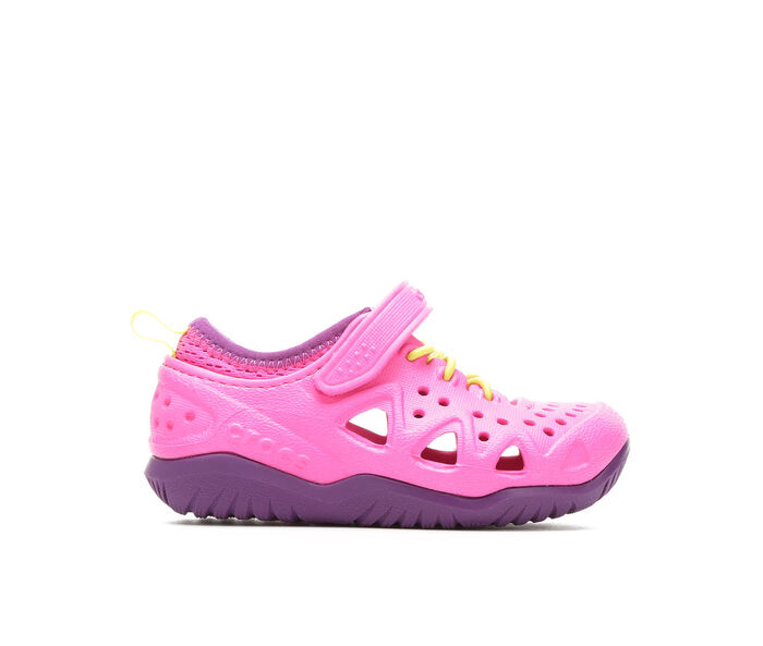 Girls' Crocs Toddler & Little Kid & Big Kid Swiftwater Play Water Shoes
