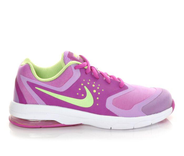 Girls' Nike Air Max Premiere Run 10.5-3 Running Shoes