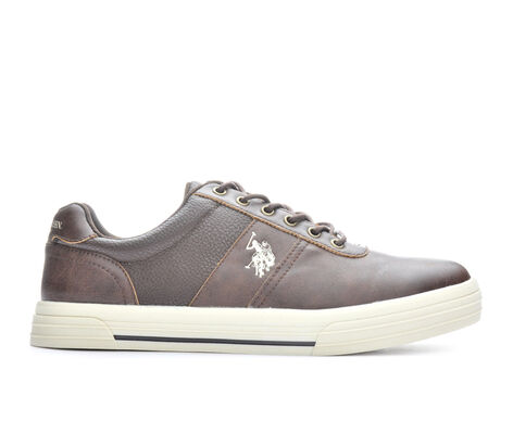 Men's US Polo Assn Helm in Pebbled Casual Shoes