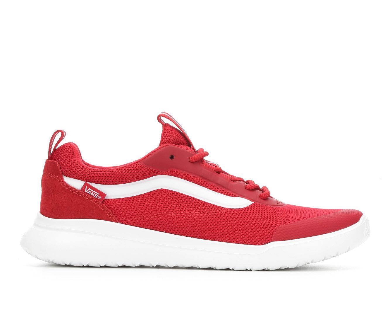 Buy Limited Edition Men's Vans Cerus RW-M Skate Shoes Red/Wht