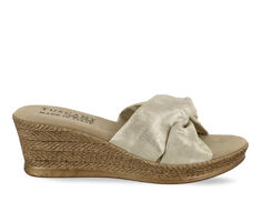 Women's TUSCANY BY EASY STREET Dinah Wedges