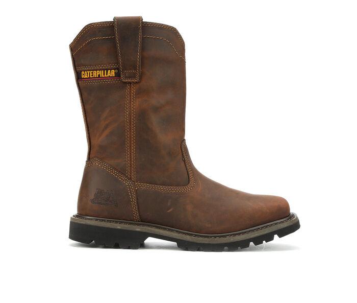 Men's Caterpillar Wellston Soft Toe Work Boots