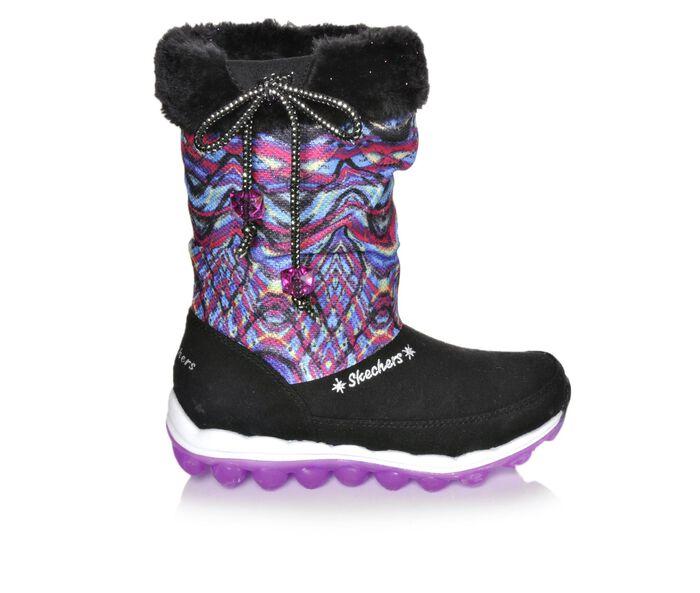 Girls' Skechers Skech-Air Tie Dye 11-5 Boots