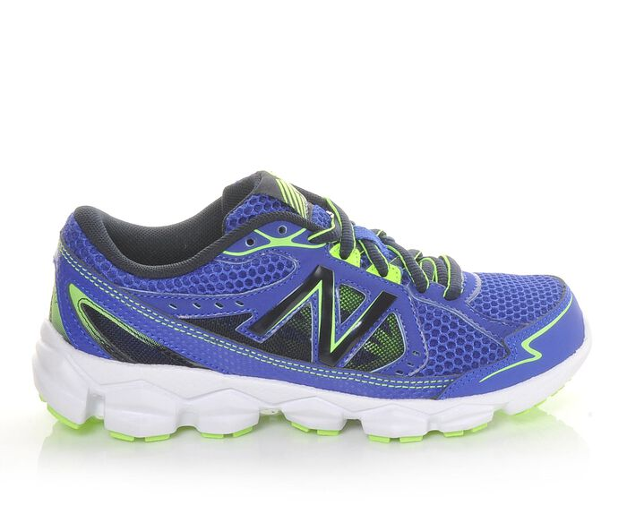 Boys' New Balance KJ750WBY 10.5-7 Running Shoes