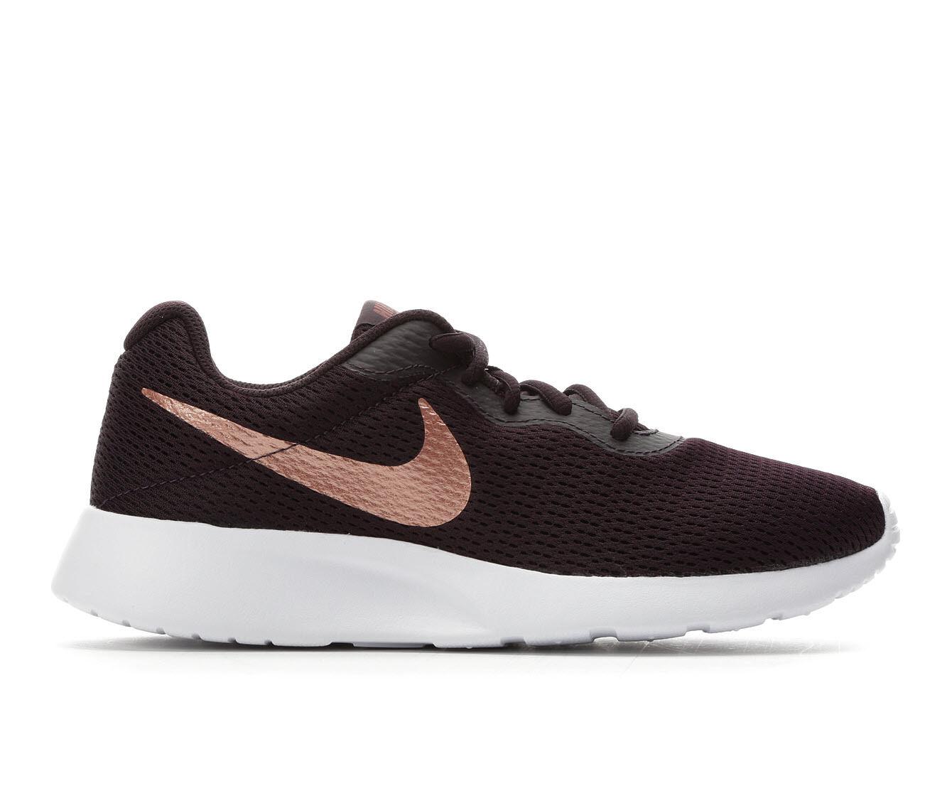 purchase cheap Women's Nike Tanjun Sneakers Burgundy/Bronze
