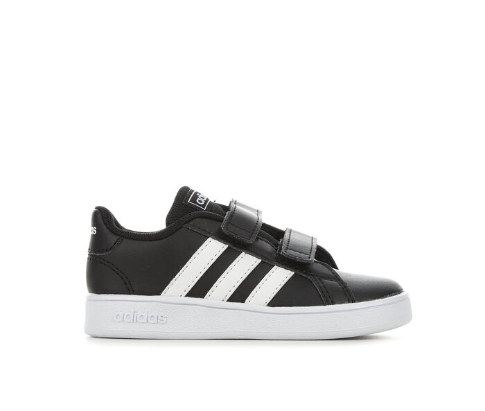 Boys' Adidas Infant & Toddler Grand Court Sneakers