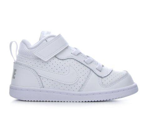 Boys' Nike Infant Court Borough Mid 2-10 Boys High Top Basketball Shoes