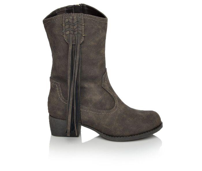 Girls' BareTraps Marshmallow 12.5-5 Cowboy Boots