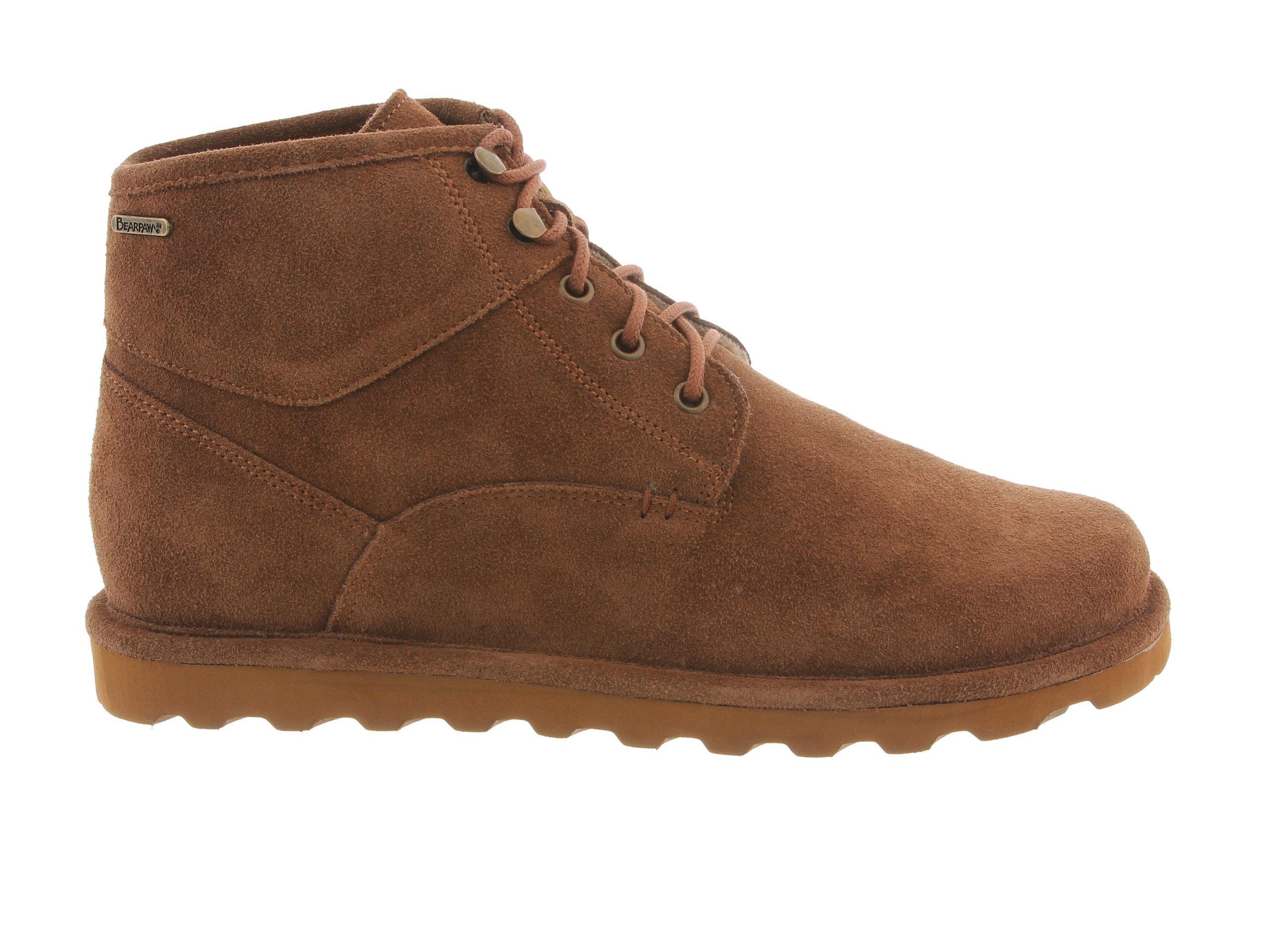 Men's Bearpaw Rueben Chukka Boots Hickory