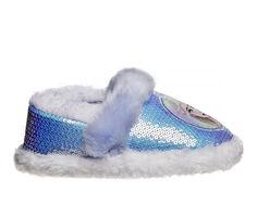 Disney Toddler & Little Kid Frozen Furry Slippers