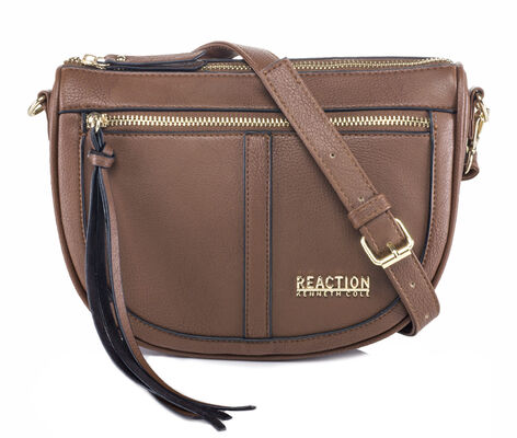 Kenneth Cole Reaction Half Moon Crossbody