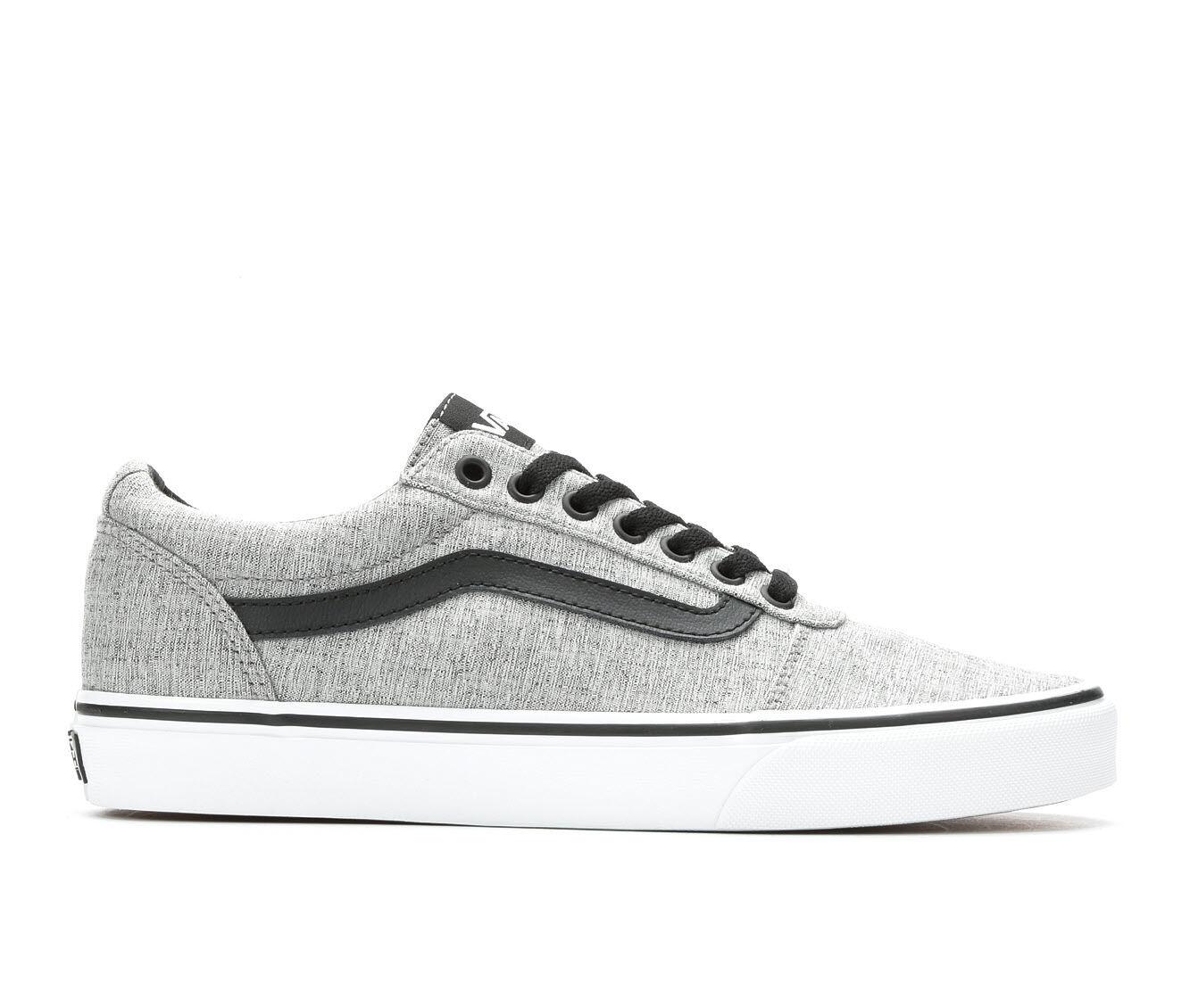 cheap 100% original browse cheap online Men's Vans Ward Textile Skate Shoes shopping online cheap official site octRpbbRvN