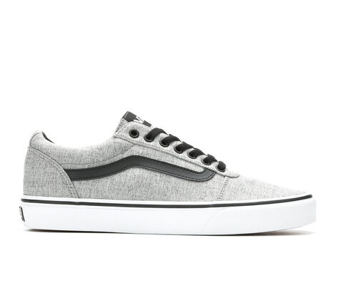 Men's Vans Ward Textile Skate Shoes