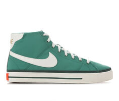 Men's Nike Court Legacy Canvas Mid Sneakers