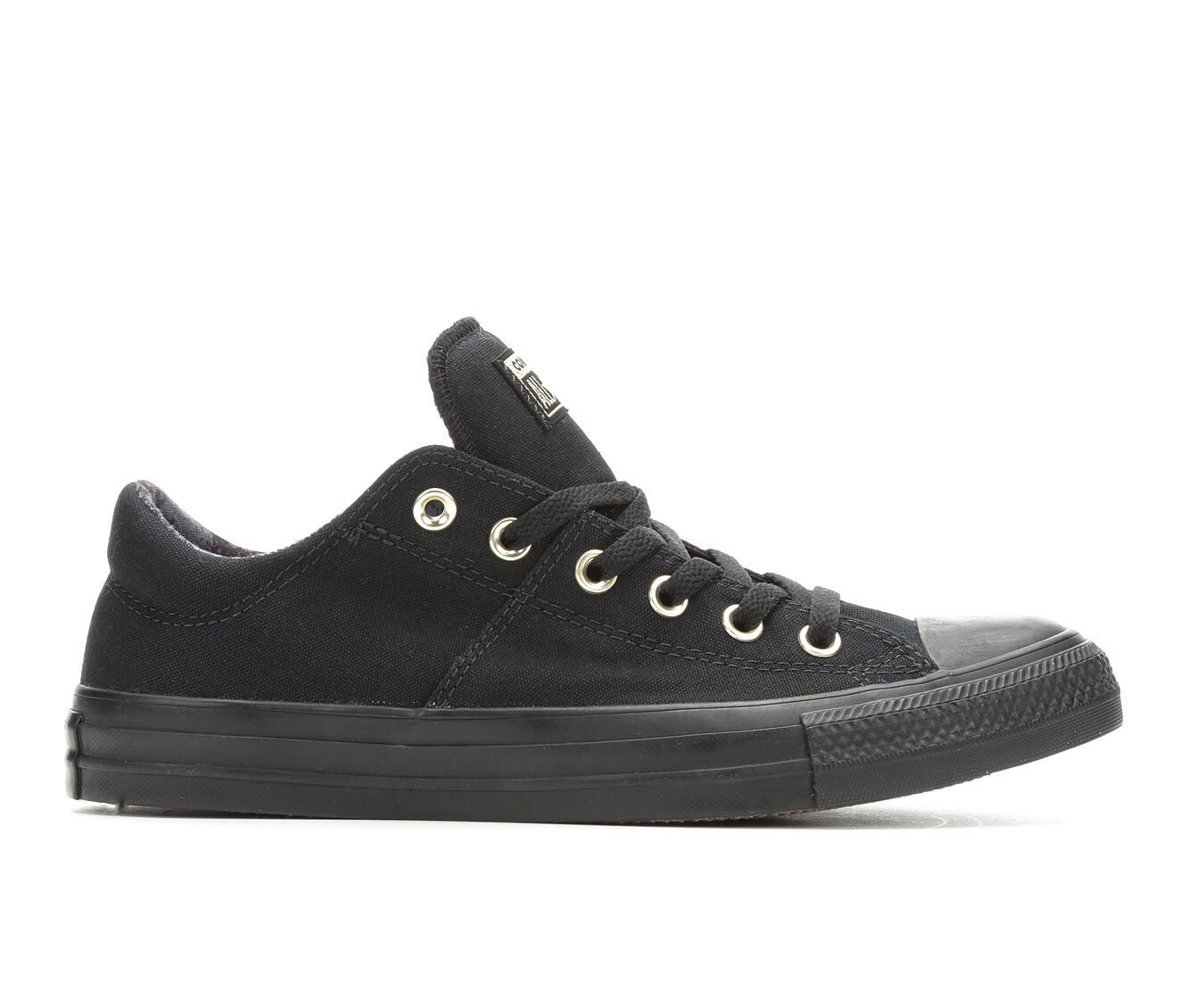 Women's Converse Madison Ox Sneakers Blk/Blk/Mason