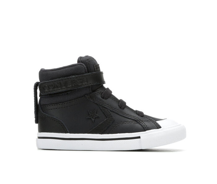 Boys' Converse Infant & Toddler Pro Blaze Strap Leather Sneakers