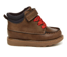 Boys' Carters Infant & Toddler & Little Kid Norman Lace-Up Boots