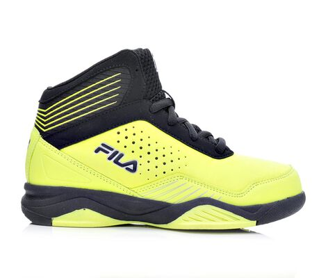 Boys' Fila Entrapment 2 10.5-7 Basketball Shoes