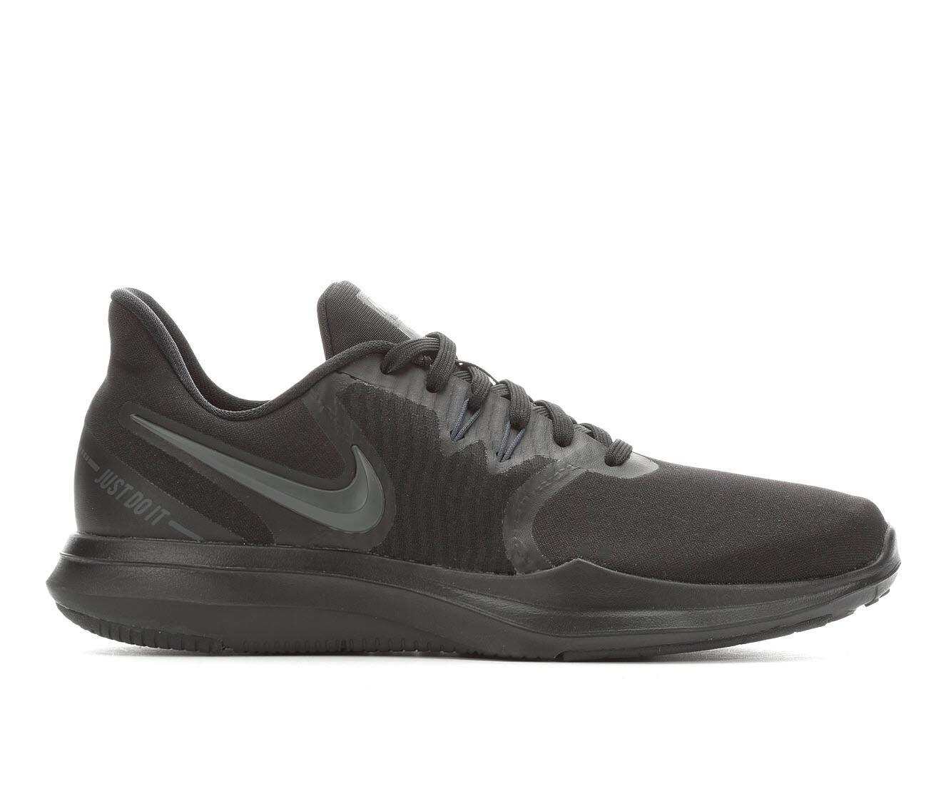Women's Nike In-Season TR 8 Training Shoes Black/Anthracit