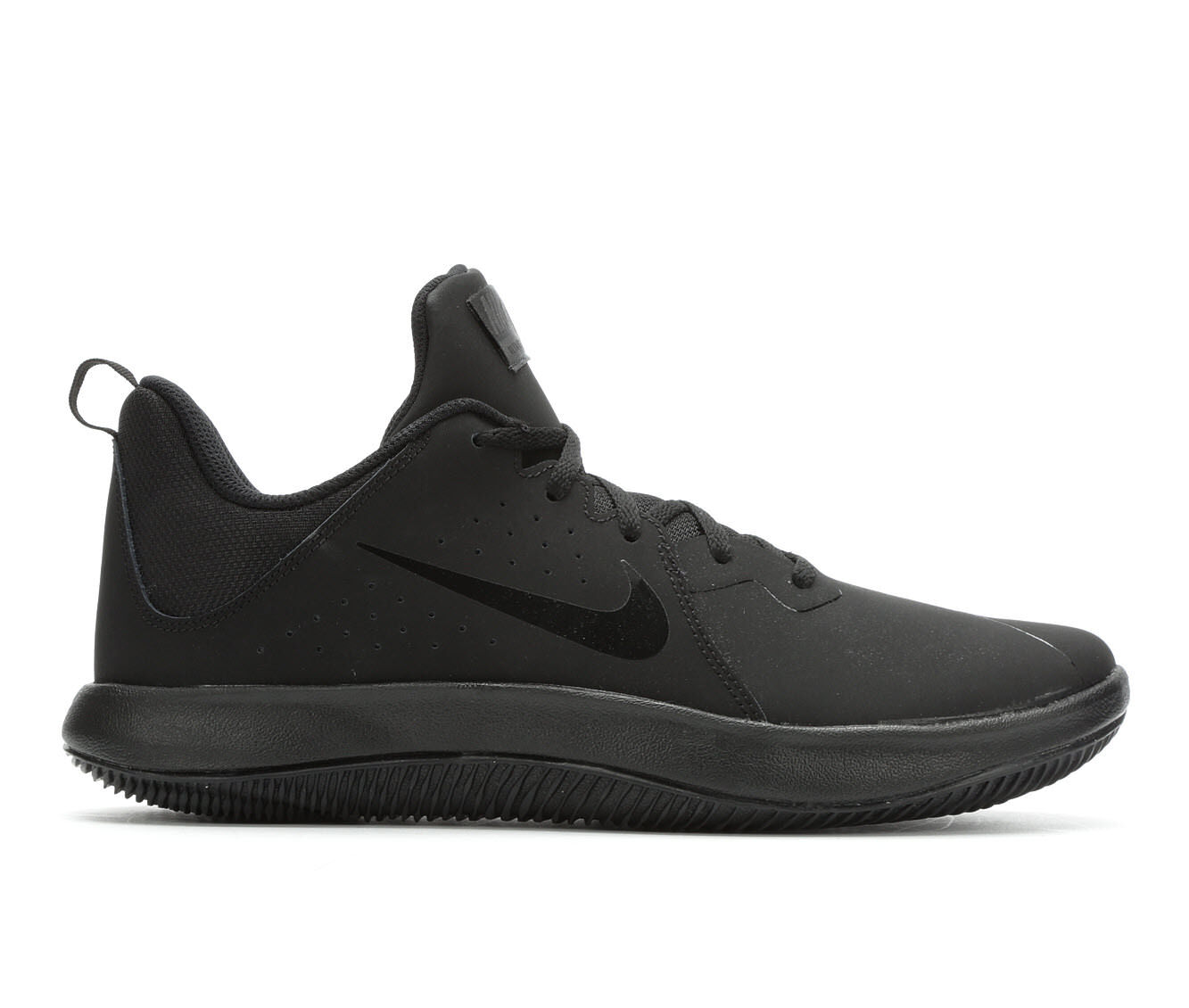 Men's Nike Fly By Low NBK Basketball Shoes Black/Anth