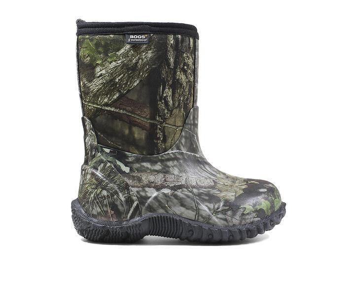 Boys' Bogs Footwear Toddler & Little Kid & Big Kid Classic Camo Mid Winter Boots
