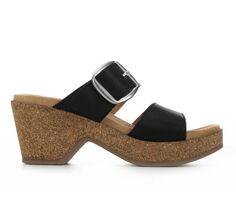 Women's White Mountain Copious Heeled Sandals