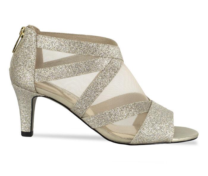 Women's Easy Street Dazzle Heeled Dress Sandals