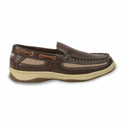 Boys' Deer Stags Pal 11-7 Casual Boat Shoes