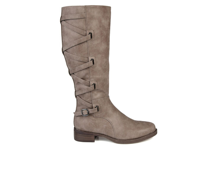 Women's Journee Collection Carly Wide Calf Knee High Boots