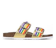 Women's Madden Girl Bam Bam Footbed Sandals