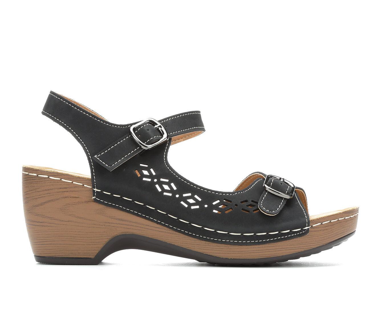 purchase comfortable Women's Patrizia Shantay Heeled Sandals Black