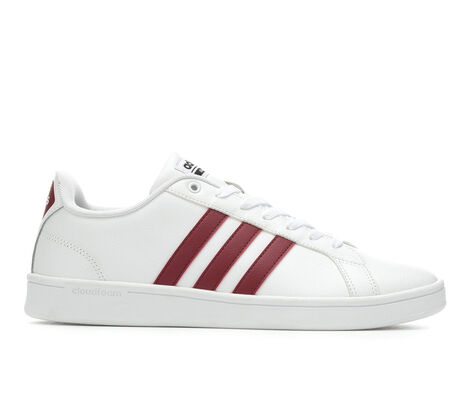 Men's Adidas Cloudfoam Advantage Stripe Retro Sneakers